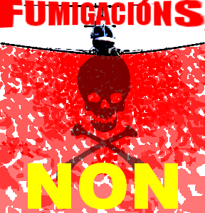 Non ás fumigacións en Galicia